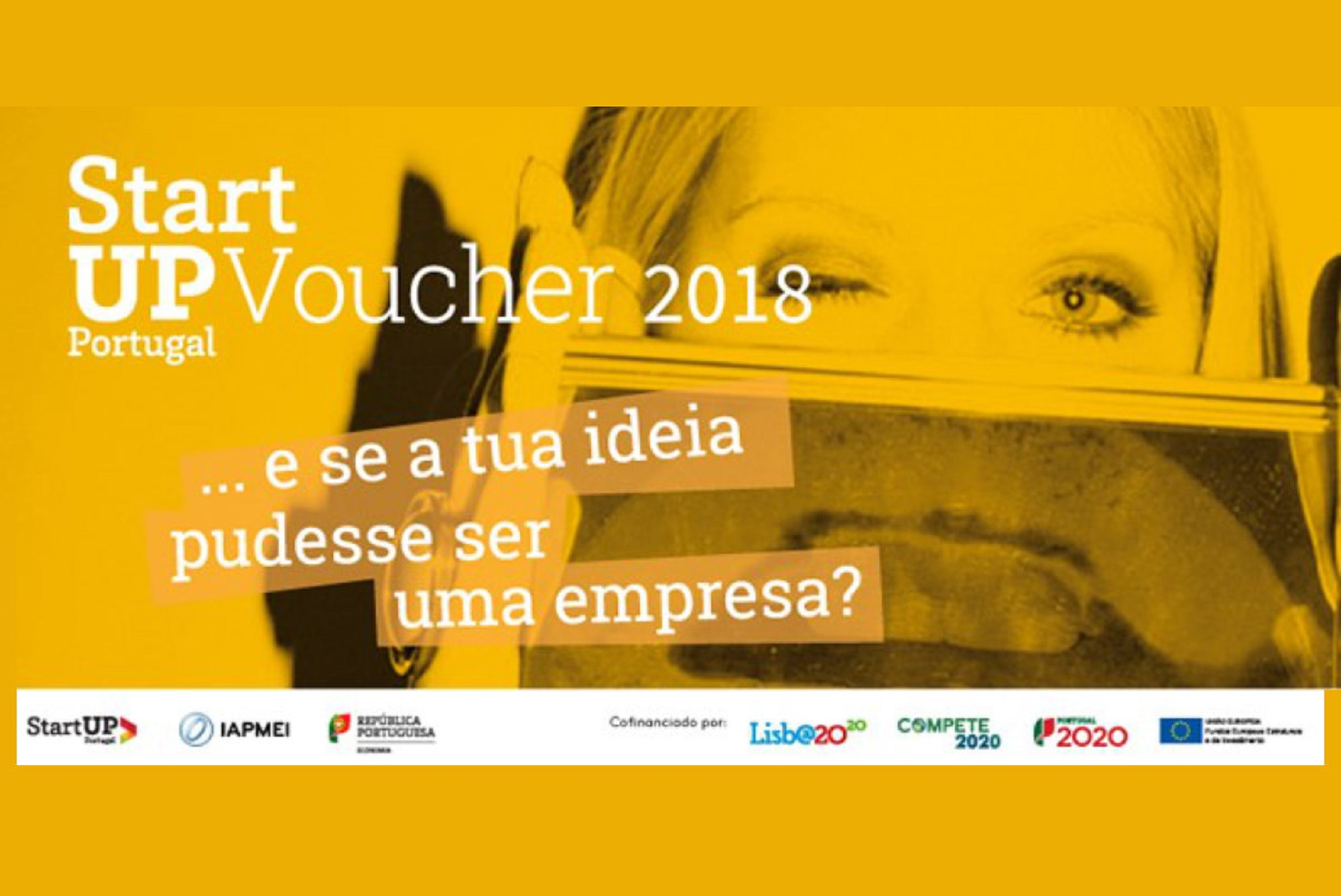 Abertas Candidaturas ao START-UP Voucher